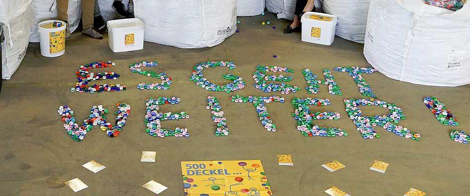Deckel gegen Polio geht weiter